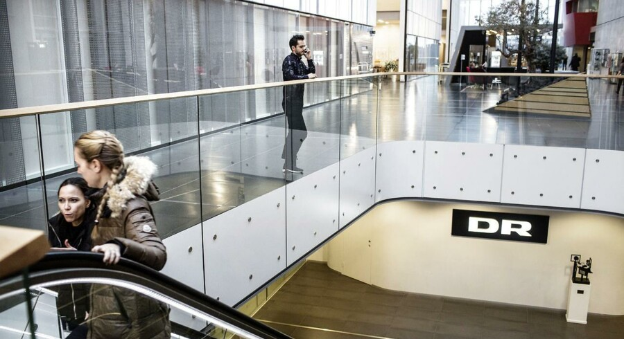 Danske Medier, som repræsenterer de privatejede medier, vil skærpe kravene til DRs public service-forpligtelser. Foto: Lars Helsinghof Bæk Foto: Lars Helsinghof Bæk