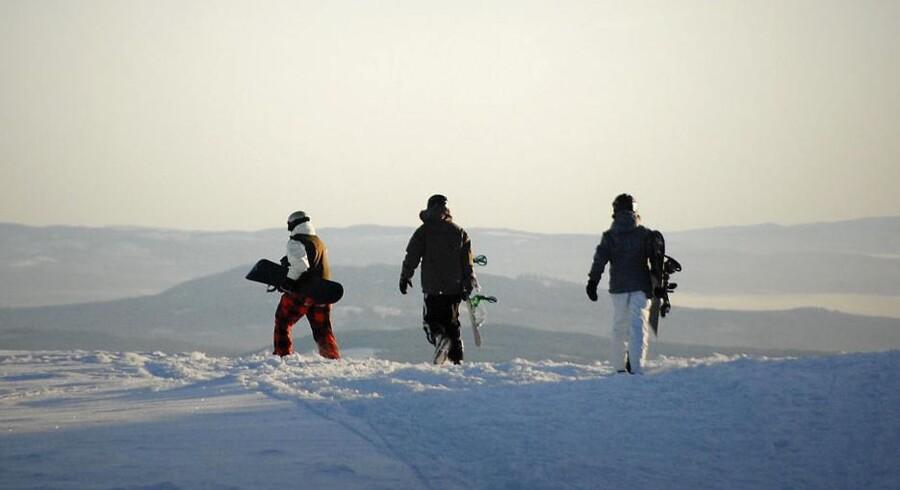 Danske Bank skal nu være hotelejer i vintersportsstedet Norefjell.