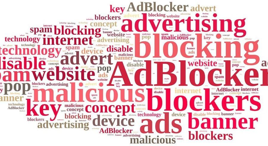 Adblockere har de seneste par år udviklet sig fra at være værktøjer – benyttet af de få – til at blive lidt af en bombe under den annonce-model, som de fleste onlinemedier baserer forretningen på. Foto: Iris.