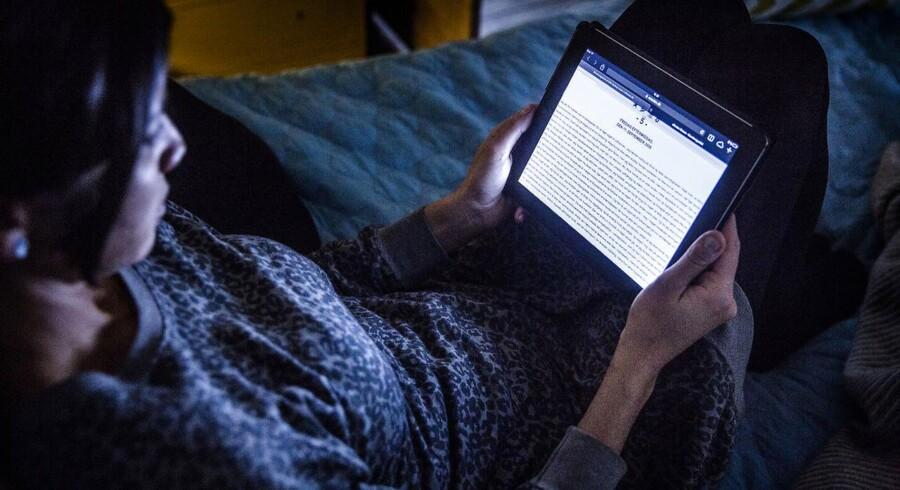 Det er nu muligt at låne 11.600 e-bøger på eReolen.
