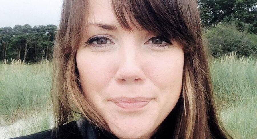 Cecilie Underbjerg, blogger. Privatfoto