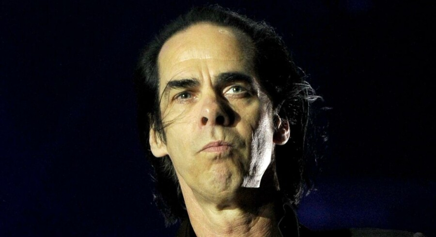Nick Cave. Foto: Kevin Winter/Getty Images