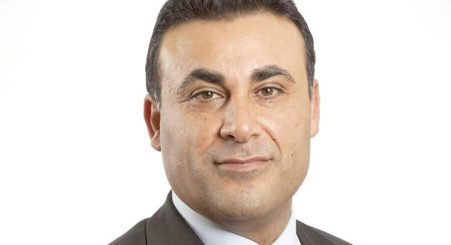 Naser Khader, Senior analytiker og folketingskandidat (K)
