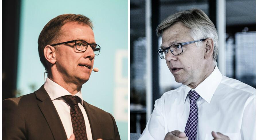 Jens Klarskov og Karsten Dybvad.