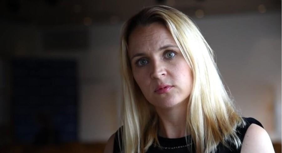 Emilie Stage Tingskou sagde for nylig sit job op som headhunter og blev director i Novozymes.