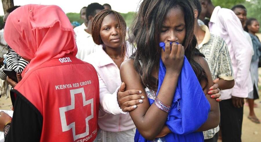 147 personer blev dræbt, da terrorister fra al-Shabaab torsdag angreb et universitetsområde i Kenya. Angrebet viser, at den pressede islamistiske organisation stadig har handlekraft.