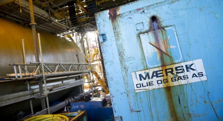 Med flere end 60 offshore-selskaber er Mærsk den danske koncern, der ejer flest selskaber i skattely, viser en undersøgelse. Mærsks head of group tax, Clive Baxter, giver for første gang indblik i, hvorfor koncernen placerer selskaber i skattely som Bermuda og Panama, hvordan Mærsk opererer selskaberne, og hvor skatten betales.(Foto: CLAUS FISKER/Scanpix 2015)