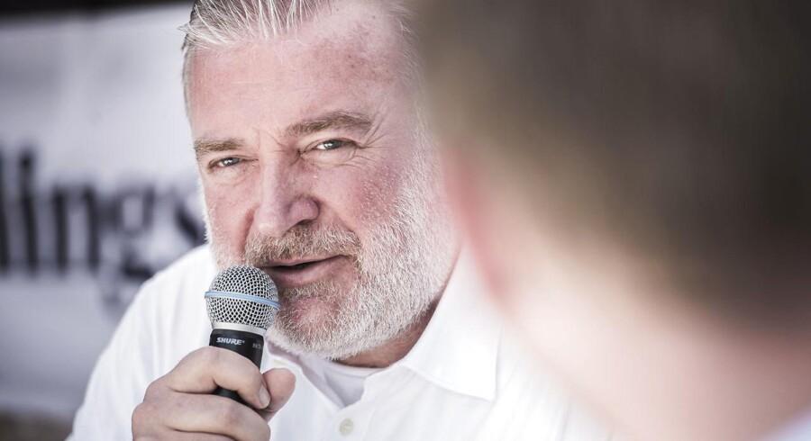 Erhvervsmanden Lars Seier Christensen (Foto: Asger Ladefoged/Scanpix 2017)
