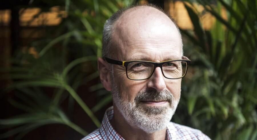 """Peter Wohlleben, som har haft stor succes med sin bog """"Træernes hemmelige liv"""", har nu skrevet endnu en bog om """"Dyrenes hemmelige liv""""."""