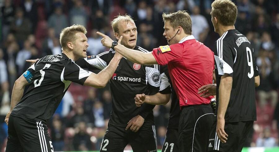 Parken nedjusterede sine forventninger så sent som den 7. august, da fodboldholdet FC København var røget ud af kvalifikationen til Europa League.