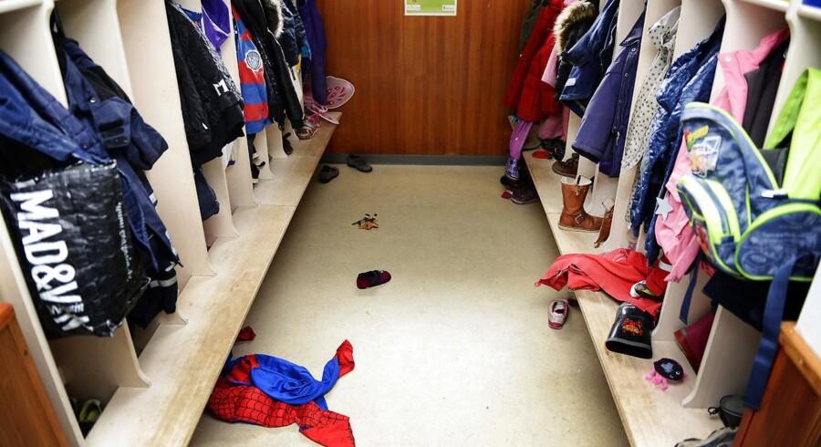 (ARKIV) Foto fra 2013 fra børnehave i Nærum-