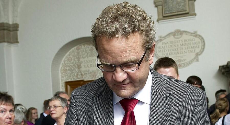 Arkiivfoto: Preben Bang Henriksen retsordfører for Venstre. (Foto: Keld Navntoft/Scanpix 2011)