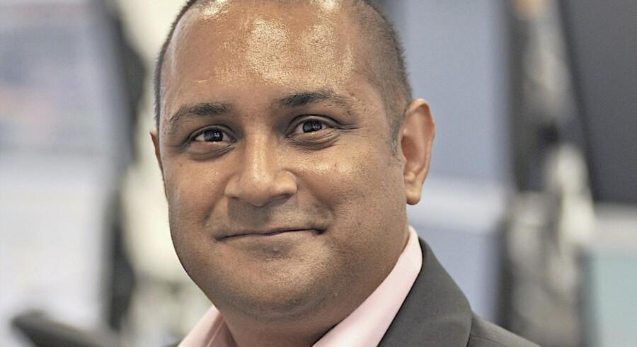Den Dubai-baserede finansmand Sanjay Shah har fortalt, at han har fået rådgivning fra danske advokater om den påståede svindel med udbytteskat, som han er mistænkt for at stå bag. Foto: Art.org