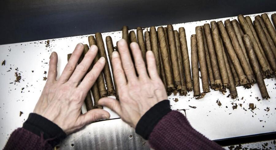 Scandinavian Tobacco Group har offentliggjort sit regnskab og kunne for året fremvise en omsætning på 6464 mio. kr. og et driftsresultat (EBITDA) på 1232 mio. kr., der for begges vedkommende var en tilbagegang fra året før.