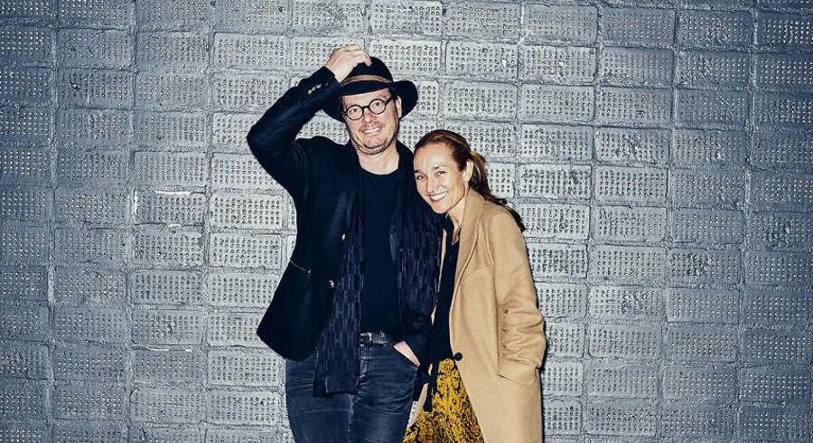Sandra Weinert og hendes mand Marc Weinert danner par både privat og professionelt og står bag kæden af hotelkæden Guldsmeden Hotels. Foto: Thomas Nielsen