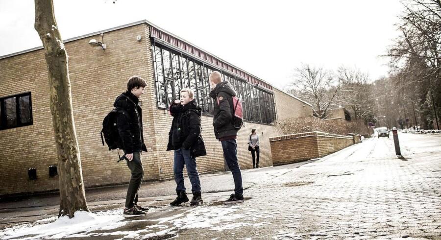 Krisemøde på skole med massiv lærerflugt. Omkring 75 pct. af lærerne på Vangeboskolen i Rudersdal Kommune er stoppet på under to år.