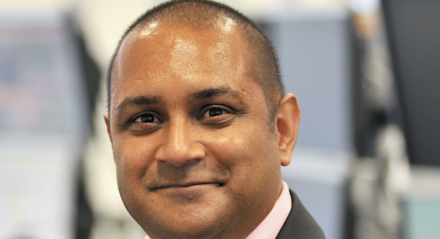 Den britiske forretningsmand Sanjay Shah er mistænkt for at være hovedmand. Han har i dag adresse i Dubai. Foto: Art.Org