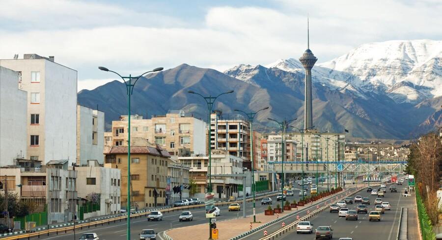 Efter sanktionerne mod Iran er blevet løftet er der igen kommercielt grundlag for en rute mellem København og Teheran.
