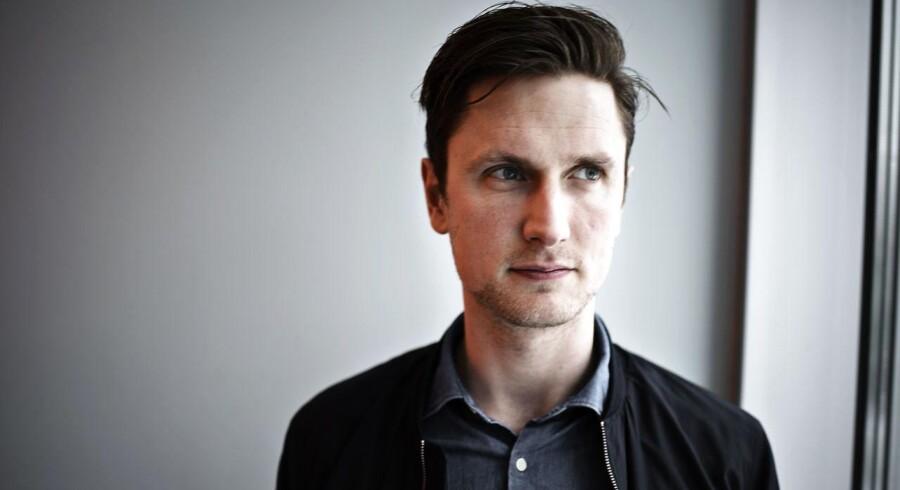 Mikkel Boe Følsgaard - hovedrolle i international storfilm