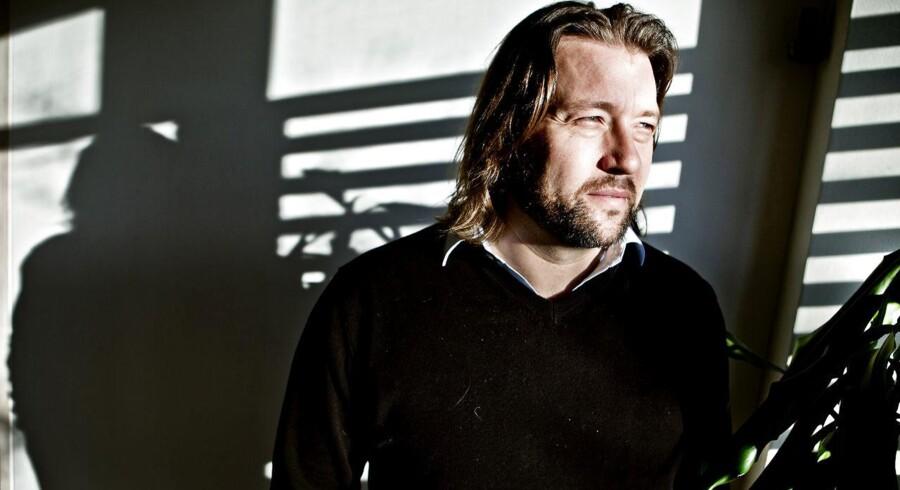 Morten Wagner, direktør i Freeway og har været med til at starte bl.a. Dating.dk, arto.dk og DKBN m.fl.