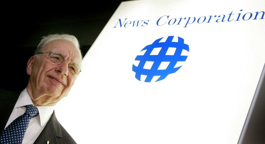 Rupert Murdoch er med ejerskabet af en lang række medier en af verdens mest magtfulde i mediebranchen.