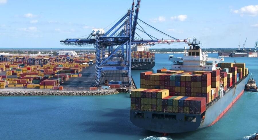 »Der er et kæmpe efterslæb på frihandel efter finanskrisen,« siger administrerende direktør i Danmarks Rederiforening, Anne H. Steffensen.