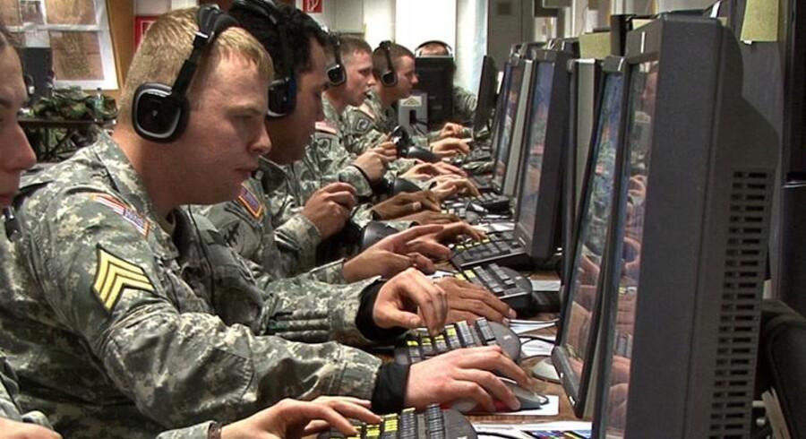 USA arbejder på flere projekter, der skal give regeringsmodstandere i totalitære stater mulighed for at kommunikere trådløst via internet og mobilnet.