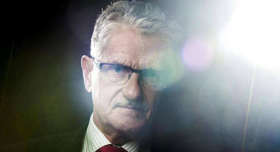 Formand for Folketinget Mogens Lykketoft (S) ønsker større gennemsigtig om partistøtte.