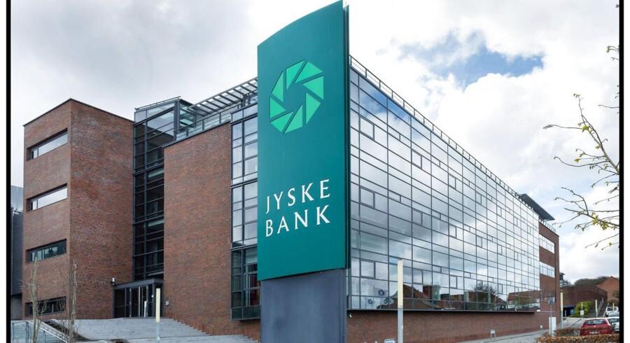 Tallene for overskuddet på 3,4 mia. kr. før skat kom frem i søndags i forbindelse med, at resultatet af den europæiske stesstest af blandt andet fire store danske banker blev offentliggjort.