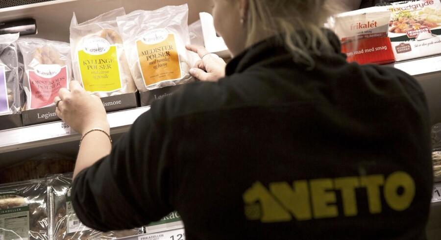 Netto åbner en butik på størrelse med to parcelhusgrunde i Vanløse.