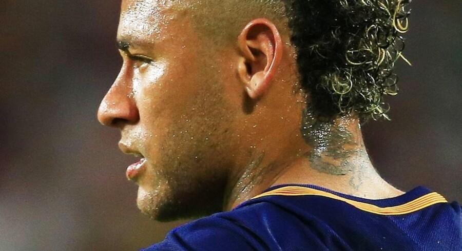 Den spanske liga kan ikke stoppe salget af Neymar, udtaler økonom.