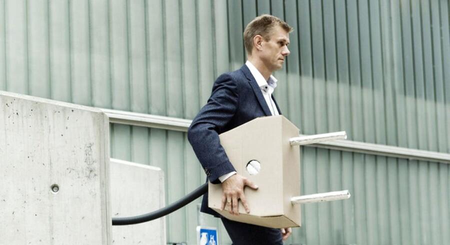 Henrik Lind står bag virksomhederne Lind Invest og Danske Commodities, og han er ligeledes en vægtig aktionær i Mols-Linien. Han retter nu kritik af Fondsbørsens beslutning om at lade Mols-Linien afnotere.