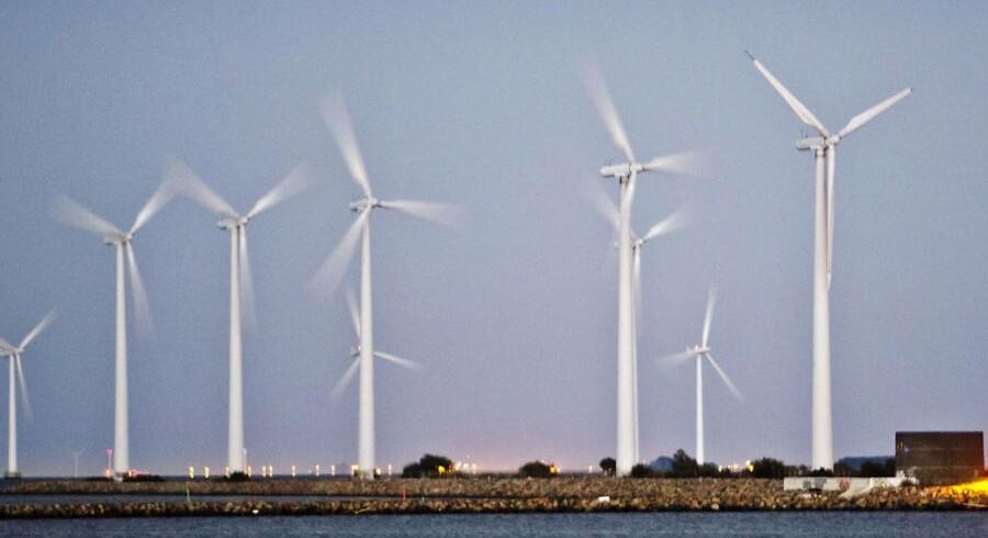 Vestas og Siemens Wind Power risikerer at få flere erstatningssager. (Foto: Malte Kristiansen/Scanpix 2016)