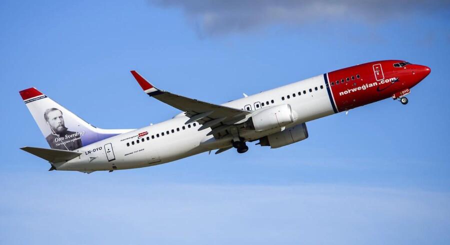 Det norske lavprisflyselskab Norwegian havde i juli 6000 forsinkede fly og 170 aflysninger, skriver branchemediet check-in.dk.