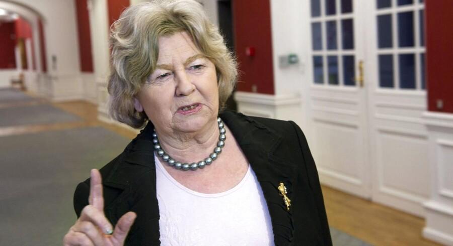 Birthe Rønn Hornbech kritiserer partifælle i Venstre, Inger Støjberg.