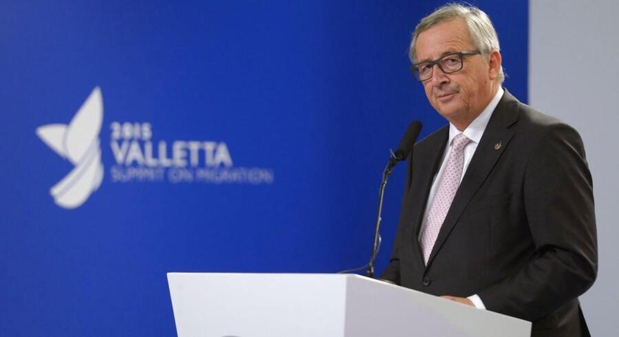 Jean-Claude Juncker er fra Luxembourg. I dag er EU-kommissionsformand, men tidligere har han været luxemburgisk politiker.