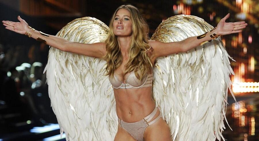 Tøj- og undertøjsmærket Victoria's Secret fremhæves som en af de værste kemisyndere