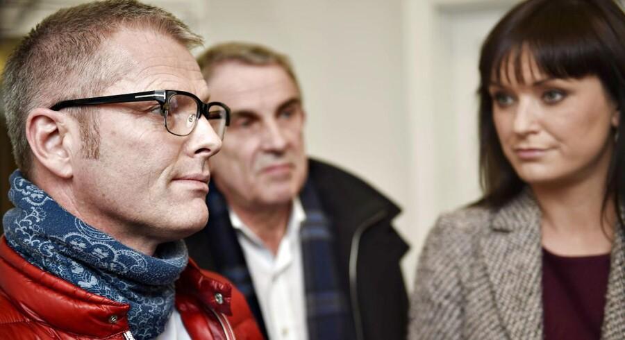 Flemming Møller Mortensen, sundhedsordfører fra Socialdemokraterne.