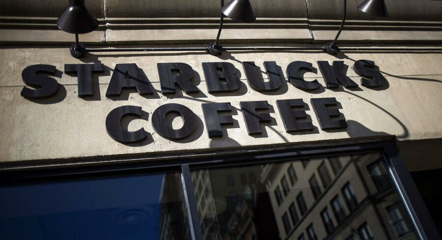 Starbucks åbner tre nye caféer på centrale lokationer i København.