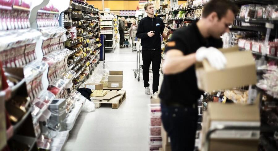 Bilka i Fields København og varehuschef Esben Gjessing fotograferet torsdag den 10. december 2015, fordi den fra i morgen fredag holder åbent 24 timer i døgnet.