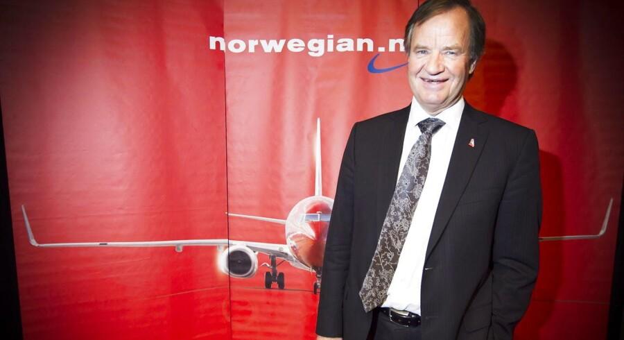 Arkivfoto. Det ser ikke ud som om, der er en løsning lige på trapperne for Norwegian med hensyn til den altafgørende tilladelse til overflyvning af det russiske Sibirien. Photo by Heiko Junge, Scanpix Norway EPA/HEIKO JUNGE