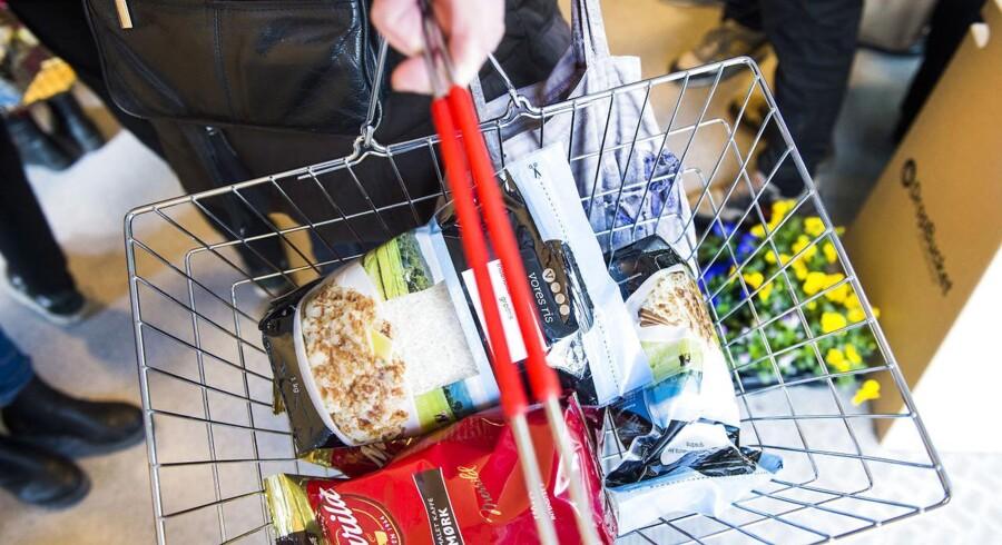 Danmarks første sociale supermarked åbner på Amager - Wefood - Folkekirkens Nødhjælp.