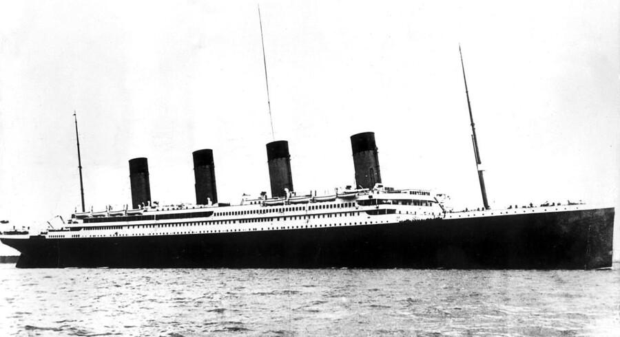 For 105 år siden - natten mellem 14. og 15. april 1912 - sank Titanic. 1.512 mennesker omkom. 706 overlevede. Genoplev historien i billeder.
