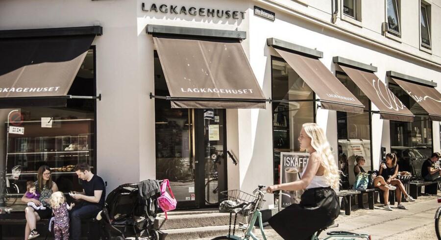 Lagkagehuset i Ny Østergade, København