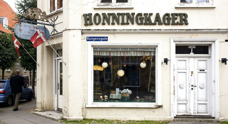 Den sønderjyske by Christiansfeld er optaget på den prestigefyldte liste over vores fælles verdensarv.