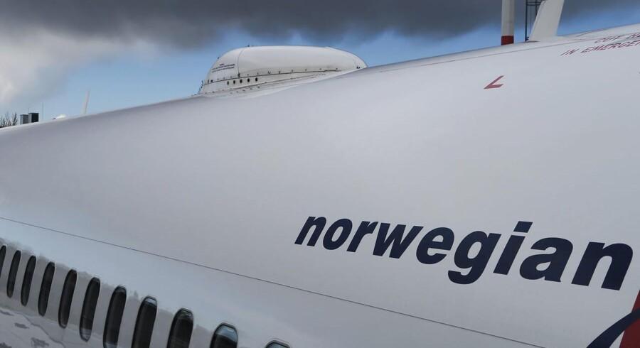 Flyselskabet Norwegian havde i august 2,9 mio. passagerer, hvilket var 12 pct. mere end i samme periode sidste år.