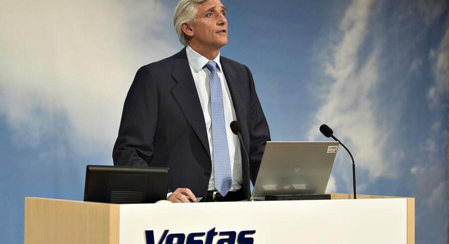 Det iranske marked rummer stort potentiale lyder det fra Vestas' salgsdirektør, Juan Araluce.