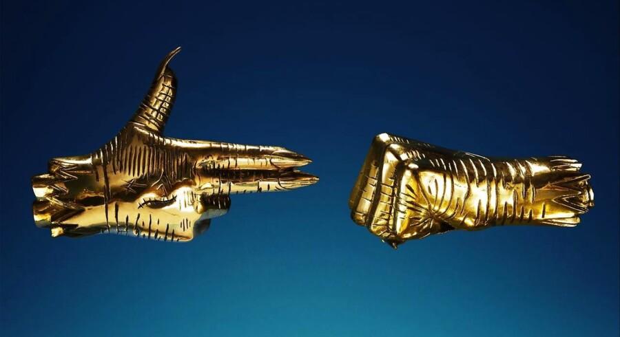 Run The Jewels er aktuel med deres tredje album »RTJ 3«
