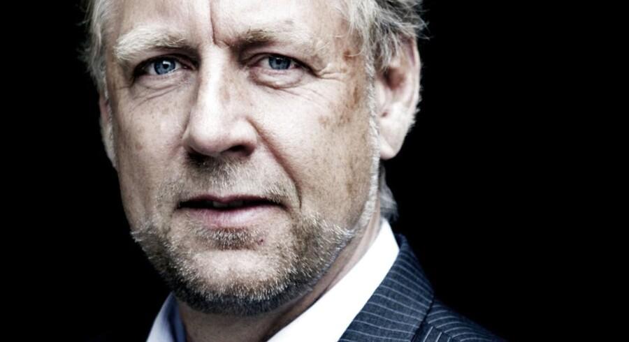 PKA's administrerende direktør, Peter Damgaard Jensen.