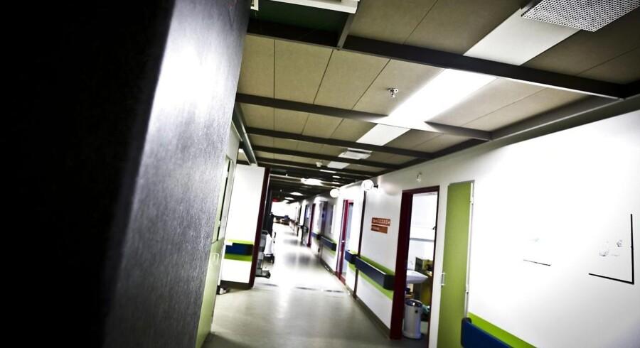 På sygehuset i Viborg er de begyndt at udstede bøder til patienter, der ikke møder op til aftalte undersøgelser og behandlinger.